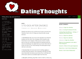 datingthoughts.com