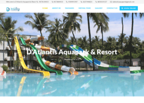 datlantisaquapark.com