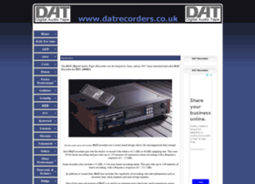 datrecorders.co.uk