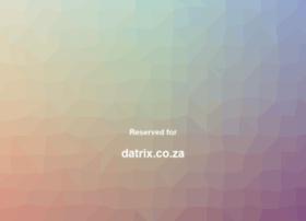 datrix.co.za