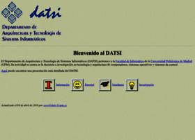 datsi.fi.upm.es