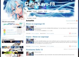 dattebayo-fr.com