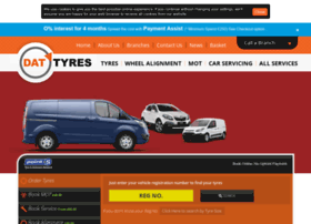 dattyres.co.uk
