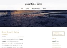daughterofearth.weebly.com