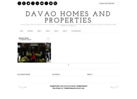 davaohomeandproperties.blogspot.com