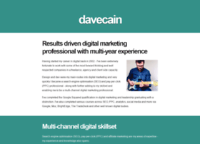 davecain.co.uk
