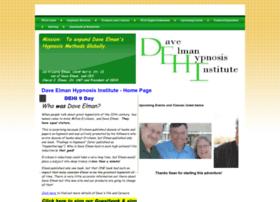 daveelmanhypnosisinstitute.com