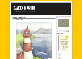 daveexmachina.com