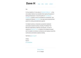 davehaeffner.com