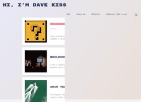 davekiss.com