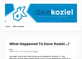 davekoziel.com