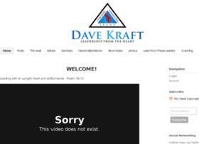 davekraft.squarespace.com