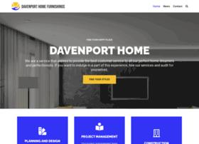davenporthomefurnishings.com