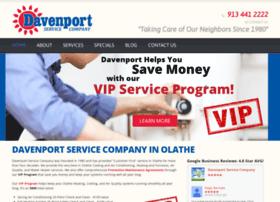 davenportservices.com