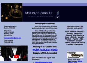 davepagecobbler.com