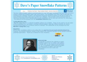 daves-snowflakes.com