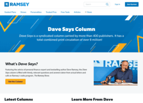 davesays.org
