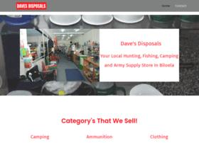 davesdisposals.com.au