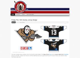 davesgeekyhockey.com