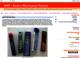 davesmechanicalpencils.blogspot.com