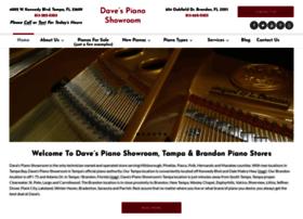 davespianoshowroom.com