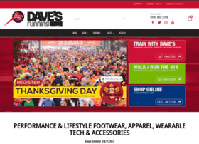 davesrunning.com