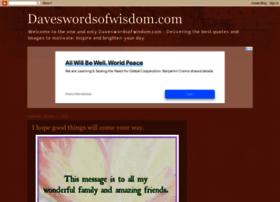 daveswordsofwisdom.com