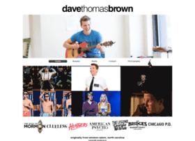 davethomasbrown.com