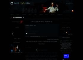 david-lynch.info