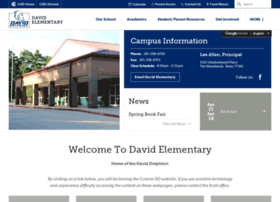 david.conroeisd.net