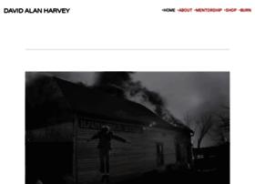 davidalanharvey.com