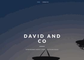 davidandcographicdesign.com