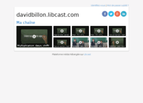 davidbillon.libcast.com