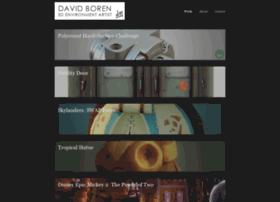 davidboren3d.carbonmade.com