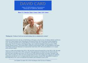 davidcard.berkeley.edu