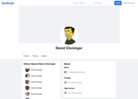 davidcloninger.com