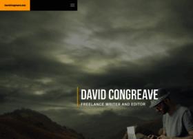 davidcongreave.com