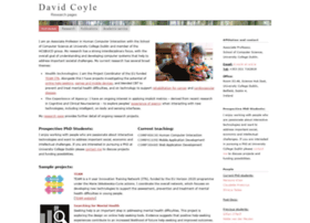 davidcoyle.org