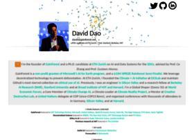 daviddao.org