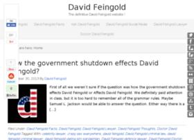 davidfeingold.com