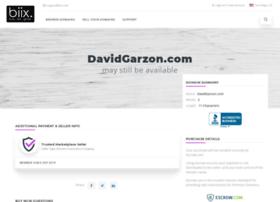 davidgarzon.com