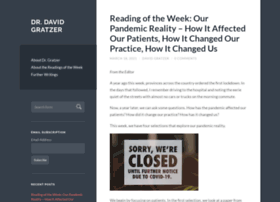 Davidgratzer.com