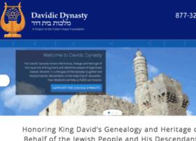 davidicdynasty.net