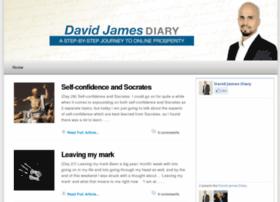 davidjamesdiary.com