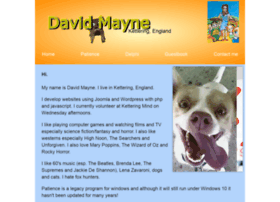 davidmayne.co.uk