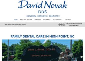 davidnovakdentistry.com