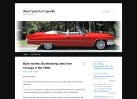 davidpurdumsports.com