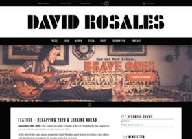 davidrosalesmusic.com