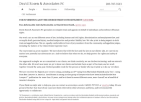 davidrosenlaw.com