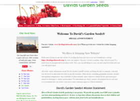 davids-garden-seeds-and-products.com